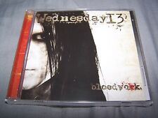 *NEW SEALED* WEDNESDAY 13 BLOODWORK ORIGINAL CD ALBUM PA