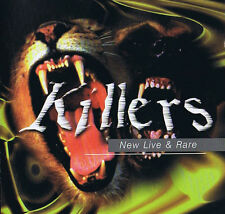 NEW LIVE & RARE-Killers (2cd) 20 TRACK DOPPIO CD 1998 deadline Music