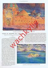 L'illustration n°4450 du 16/06/1928 Daghestan Caucase Reims Art déco Mali