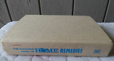 Dr's Book of Home Remedies Hardback by Prevention Magazine Alternative Medicine