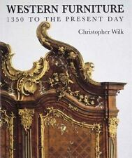 Western Furniture: 1350 to the Present Day, in the Victoria and Albert Museum, L