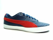 PUMA TECH SALA 76 URBAN FAIR ISLE DRESS BLUE TOMATOE 358721 04 MEN SHOES SZ 8.5
