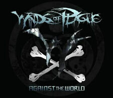 Winds of Plague - Against the World CD 2011 limited diecut slipcase