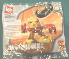 2001 MC DONALDS HAPPY MEAL TOYS LEGO BIONICLE JALA # 1391