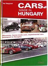 CARS MADE IN HUNGARY PAL NÉGYESI, N. HAWKES (TRANSLATOR) BOOK ISBN:9788896796122