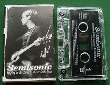 Semisonic Singing in My Sleep / Secret Smile (Live) Cassette Tape Single TESTED