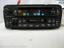 02 03 04 05 06 07 Dodge Chrysler Jeep Radio CD Cassette Player P05064042AC  BF44