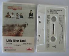 LITTLE RIVER BAND LRB FIRST UNDER THE WIRE AUSTRALIAN RELEASE CASSETTE TAPE
