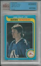 Jamie Hislop 1979-80 O-Pee-Chee OPC Rookie Card # 380 BVG Certified Authentic