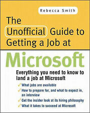 Unofficial Guide on How to Get a Job at Microsoft,GOOD