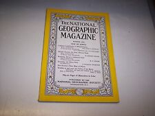 THE NATIONAL GEOGRAPHIC MAGAZINE  MARCH 1950   #75