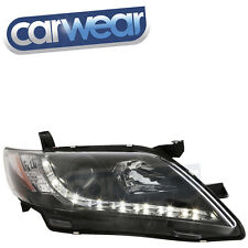TOYOTA CAMRY 07-09 BLACK LED DRL PROJECTOR HEAD LIGHTS