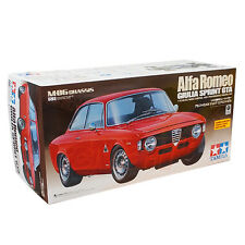 Tamiya M06 1:10 Mini Alfa Giulia Sprint GTA RR EP RC Cars Touring Kit #58486
