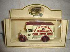 DAYS GONE BY LLEDO - CITY OF GLOUCESTER TRAMWAYS PARCEL VAN - LOOK !!