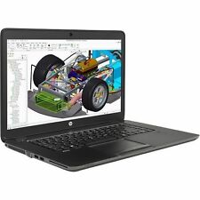 "HP ZBook 15u G2 Ultrabook i7-5500U 8GB RAM 1TB HDD 15.6""HD 1GB AMD FirePro M4170"
