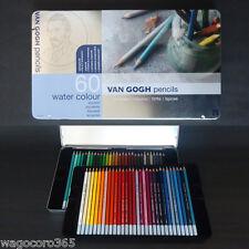 VAN GOGH Pencils Water Color / 60 colors set / Aquarelle Aquqrel / Royal Talens