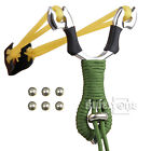 AXE Tomahawk Stainless Steel Slingshot Catapult Game Hunter Hunting Sling Shot