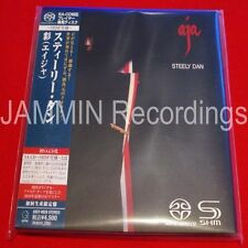 STEELY DAN - AJA - JAPAN SACD SHM - Mini LP Cardboard Sleeve CD - OUT OF PRINT