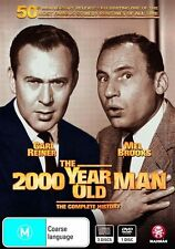 The 2000 Year Old Man - The Complete History : Carl Reiner And Mel Brooks