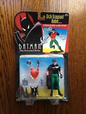 Batman: The Animated Series Dick Grayson / Robin 1993 Kenner Action Figure