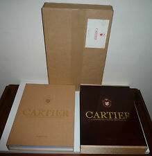 CARTIER A CENTURY OF CARTIER WRISTWATCHES 1st EDITION 1989 NUMBERED IN SLIPCASE