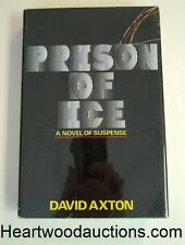PRISON OF ICE by David Axton Dean Koontz FIRST - High Grade