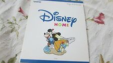 HTF BROTHER DISNEY Hug & Kisses Embroidery Card Rare and OOP EXCELLENT NEW