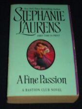 msm* SALE : STEPHANIE LAURENS ~ A FINE PASSION