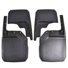 4PC FRONT REAR MUDFLAPS FIT FOR JEEP WRANGLER JK 07-16 MUD FLAP SPLASH GUARD