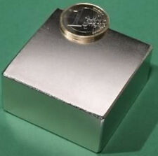 Large Neodymium Block 50x50x50mm Rare Earth Magnets n52 ndfeb 50mm Magnet Cube