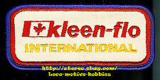 Patch  KLEEN-FLO INTERNATIONAL  Canadian Canada Tumbler Industries Oil Products