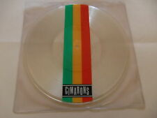 "Cimarons / Big Girls Don't Cry   /  Rare Picture Disc 12"" !!"