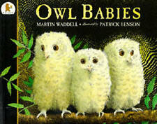 WADDELL MARTIN-OWL BABIES  BOOK NEW