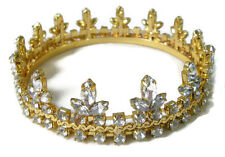 """Beautiful Jeweled Crown made for 18"""" American Girl Doll Clothes Accessories"""