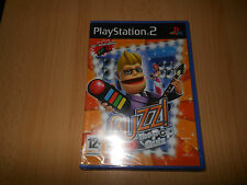 Buzz! The Pop Quiz PS2 PlayStation 2 Game NEW SEALED