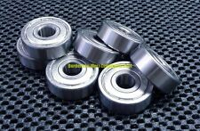 [5 Pcs] 6906ZZ (30x47x9 mm) Metal Shielded Ball Bearing Bearings 30*47*9 6906z