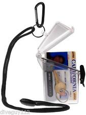 Witz Dry Box See it Safe for ID Cards, Licenses Scuba Diving Clear