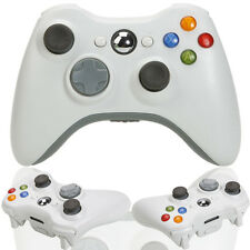 New Wireless Gamepad Remote Controller for Microsoft Xbox 360 Console White