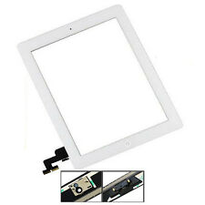 For Apple iPad 2 Front Screen Touch Digitizer Lens Glass LCD Display Replacement