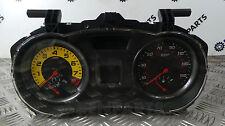 Renault Sport Clio III 197 200 2006-12 Speedo Speedometer Clocks 8201060315 38K