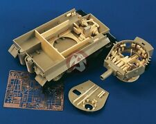 Verlinden 1/35 German Tiger I Tank Interior Detail Set WWII (for Tamiya) 1987