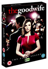 THE GOOD WIFE - SEASON ONE - DVD - REGION 2 UK