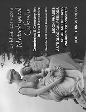 25-Month 2015 - 2016 Metaphysical Calendar : Cemeteries and Cemetery Art in...