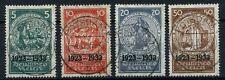 Dt. Reich - Nothilfe 1933 Blockmarken geprüft (S1613)