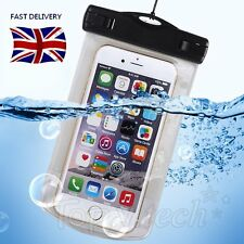 "For iPhone 4S 5S 6 4.7""Underwater Water proof Dry Pouch Bag Case Cover Holder"