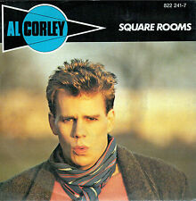 AL CORLEY - square rooms - 45 giri 7""