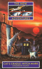 Dr Doctor Who New Adventures Book - CAT's CRADLE: WITCH MARK - (Mint New)