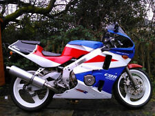 woo ABS Painted Bodywork Fairing For 1987 1989 Honda CBR 400 RR 23 Period (A)