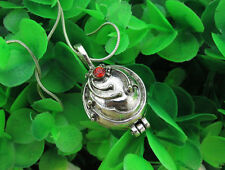 HQ The Vampire Diaries Elena's Vervain Antique Silver Locket Necklace Jewelry