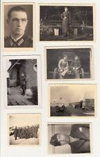 1940s WWII Germany 3rd Reich Era Photo Set of 7 Photos Smaller Sizes